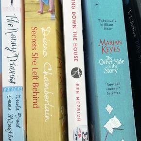 Forskellige engelske bøger sælges 😊 Sender ikke.