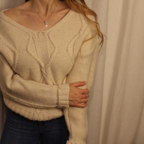 Oversized pink H&M sweater