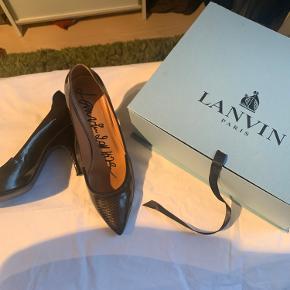 Lanvin stiletter