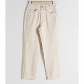 Helt nye Jeans der blev revet væk fra Stories Paris kollektion.  OBS: Str. 27 i jeans.