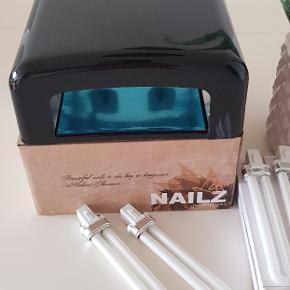 Uv-lampe 36W ny i ubrudt emballage