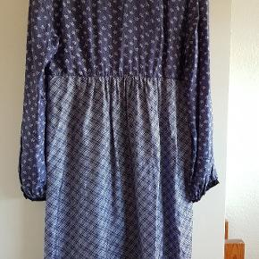 Silke let kjole