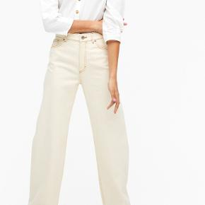 Monki Yoko off-White jeans str. 25