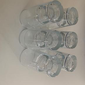 12 stk.. Rosendahl glas, aldrig været i brug, og ingen skrammer 😀