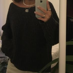 Sweater.  str. S  Grøn