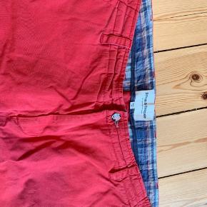 Jeg har skrevet en str xL men i bukserne står der Str:34
