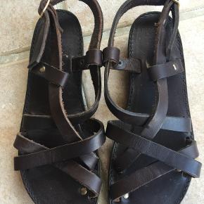 Duckfeet sandaler