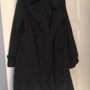 Noir regnjakke