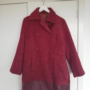 Vintage frakke. Str. L. Fin stand
