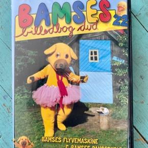Bamses billedbog dvd  -fast pris -køb 4 annoncer og den billigste er gratis - kan afhentes på Mimersgade 111 - sender gerne hvis du betaler Porto - mødes ikke andre steder - bytter ikke
