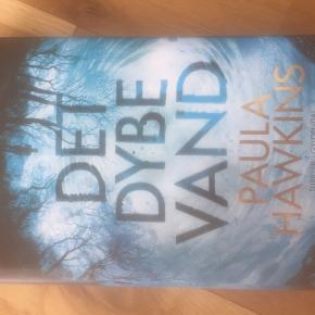 Det dybe vand - Hardback bog sælges