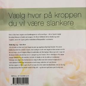 Bailinebog med opskrifter, madplaner og træningstips. Der er overstregninger i bogen men eller fin.