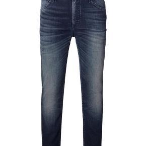 """Varetype: Fede jeans Størrelse: 31/32"""" Farve: Denim Oprindelig købspris: 600 kr.  Fede jeans fra Selected Homme."""