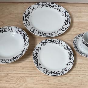 Marie Sohl porcelæn