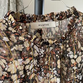 Munthe Harries maxi silk dress Str. 34  Kun brugt en enkelt gang