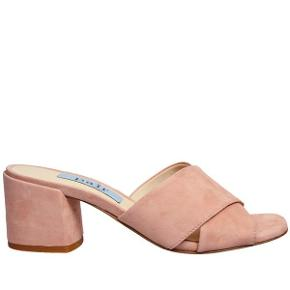 Superfine ruskinds sandaler slip in. Kommer desværre aldrig i brug pga. dårligt knæ... æv Sælges nu til 1/2 pris!!