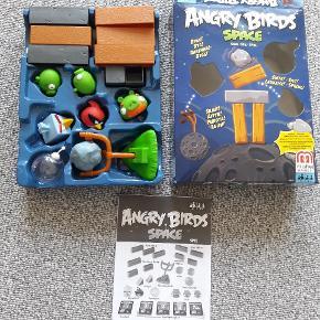 Angry Birds spil  Næsten som nyt  Fra røgfrit og dyrefrit hjem