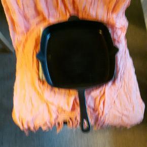 Grill pande 27cm i diameter Lavet i Frankrig