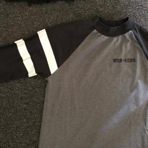 Langærmet trøje/bluse fra Non-Sens Størrelse Small