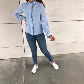 Fed blå skjorte 🌸💗