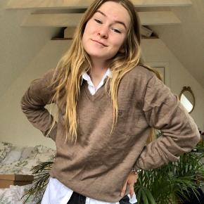 Super lækker sweater lavet af 100 % merinould