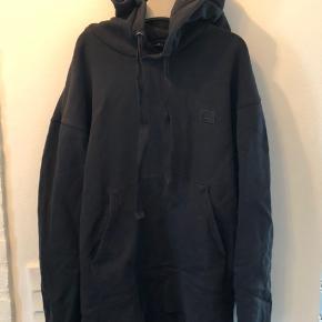 Acne hoodie sort Str S Intet OG Cond 8 Budt 900 Mp 900 (budt) Hh 1100+fragt