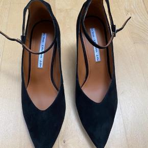 Smukke sko fra & other Stories, hælen er ca 7,3.  Sælges da de strammer lidt, sælges kun hvis ønskede pris opnås.