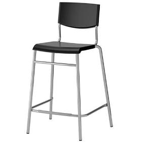 4 barstoler sælges. Orginalpris er 89kr per stol, her sælger 4 stykker for 150kr.