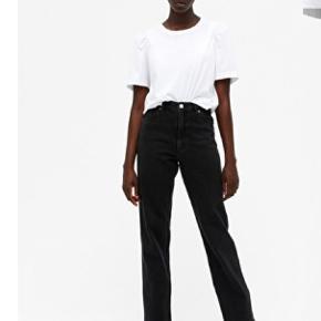 Wide leg jeans Str. 27