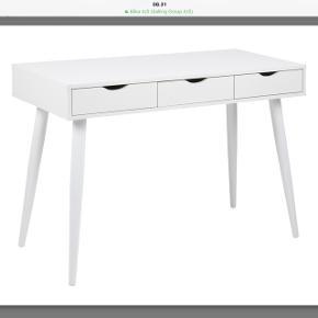 Nyt skrivebord aldrig brugt stadig i lukket indpakning..