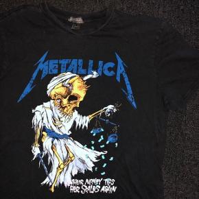 Metallica tshirt fra H&M Divided