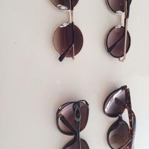 Har disse 4 solbriller til salg 75kr stk 🌸 ved køb og flere er der rabat