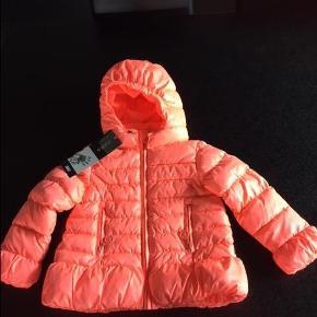 null  overgangsjakke Farve: Wild pink