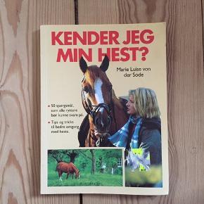 Kender jeg min hest?