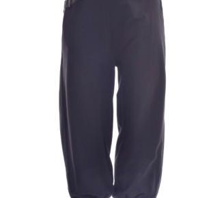 """Total fede lidt kraftig Jersey buks med """" hængerøv """" og rib i benene   Str l ( 50-52)"""