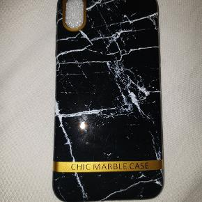 Fedt cover til IPhone Xs.  Giv et bud