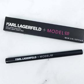 Karl Lagerfeld + Model co Long lasting liquid eyeliner  Aldrig brugt