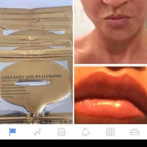 24K guld læbemaske 5g NEUTRIHERBS guldlæbemaske er specielt designet til at sikre, at læbehuden absorberer næringsstoffer på en måde, der giver dine læber fuld forfriskning. Denne maske vil hydrere din hud og hjælpe din læbehud til at blive frisk og ungdommelig, hvilket minimerer udseendet af fine linjer og rynker. Funktion: 1) Denne Collagen Crystal Lip Mask leverer sine næringsstoffer dybt under huden og derved bekæmper de underliggende årsager til ansigtsrynker og aldrende hud 2) Den hjælper ikke kun med at reducere eksisterende tegn på aldring 3) Masken hjælper også med at forhindre fremtidige rynker i at dannes og genskaber en sund, strålende hud 4) Forstørrer læberne  20kr pr stk
