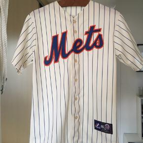 Majestic - New York Mets tee Helt ny Nypris: 650
