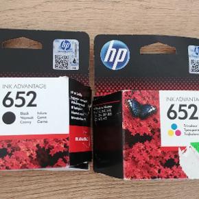 Hp printer  - color og sort. Helt ny