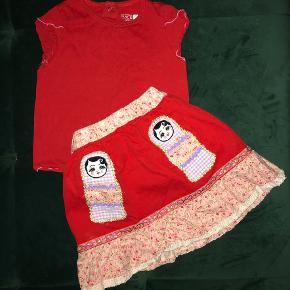 Babushka tøjpakke