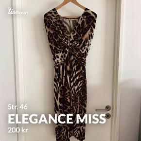 Elegance kjole