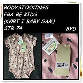 Bodystockings fra be kids str 74 nyt byd
