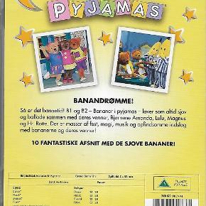 3000 - Bananer i pyjamas #7: Banandrømme (DVD) Banan-sprog-   Film er nen er ikke i folie
