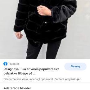 Design by Si Pels- & skindjakke