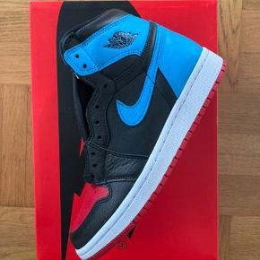 Nike Air Jordan 1 W UNC To Chicago Helt ny