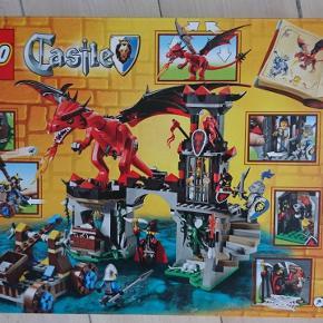 Lego castle 70403. Helt ny og uåbnet.