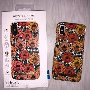 Cover til IPhone X og XS, aldrig brugt ✨
