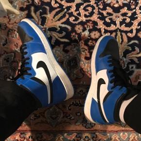 Sælger Nike Jordans rare blue. De er som nye, str 38 (er selv 37-38)   Byd byd, sælges ved rette bud