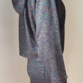 Monki giltter sæt : hoodi og pensil skirt  #30dayssellout